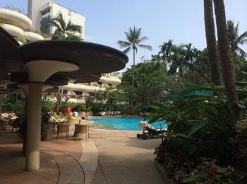 シンガポールのシャングリラホテル